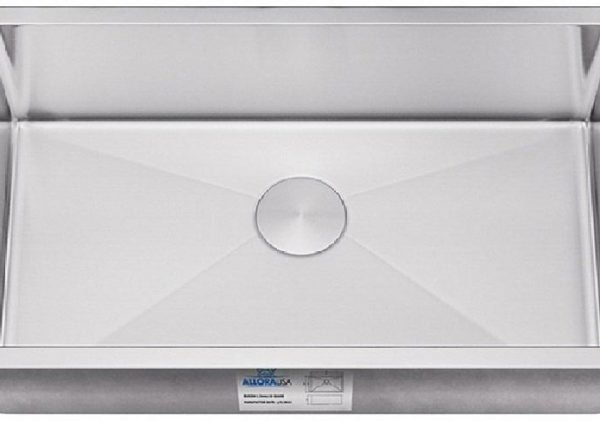 KH-3018-R15 – ALLORA PRO SERIES – Undermount Single Bowl