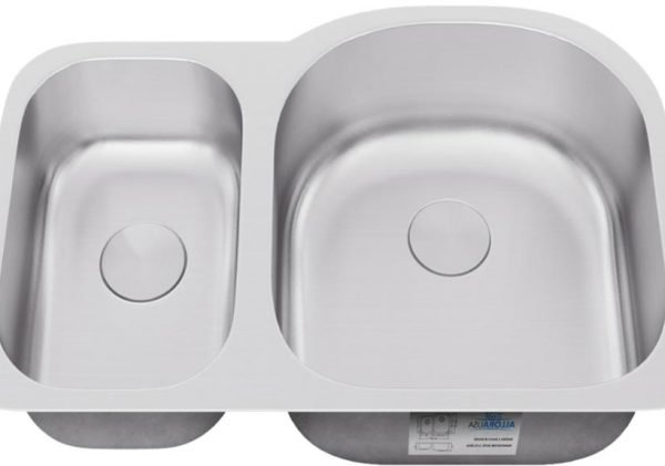 KSN-3121R – ALLORA SERIES – Undermount Double Bowl Kitchen Sink