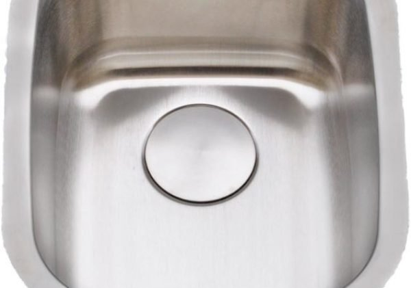 KSN-1218-ALLORA SERIES – Single Bowl Undermount Bar Sink
