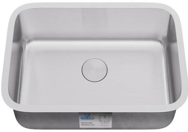 KSN-2718 – ALLORA SERIES – Single Bowl Undermount Sink